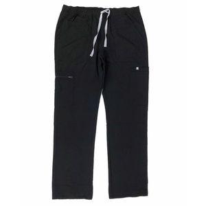 FIGS Stretch Polyester & Rayon Medical Scrub Pants